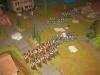 Arcshaos Truppen drücken gegen Constables Flanke