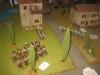 Die Kavallerie-Einheiten taktieren herum