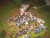 Die Kürassiere chargen die Highlander