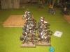 16.00 Uhr: Inzwischen haben die 2e Lanciers das zurückgefallene österreichische Bataillon ausradiert