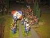 Constables Briten attackieren die Franzosen im Rücken