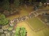 Die Konföderierten rücken über die Brücke vor