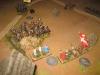 Das große Reiterregiment gegen die Haiduken und Janitscharen