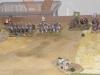 Der französische Kavallerieflügel
