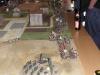 Blick vom österreichischen Kavallerieflügel