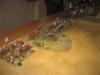 Der französische Kavallerieflügel, geführt vom Cid (OK)
