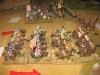Französische Reiter gegen die Husaren-Elite