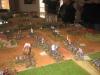 Im Zentrum treffen die Brigaden aufeinander