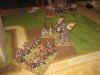Ein gemischter Angriff der Österreicher