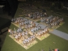 Die Kürassier-Division, dahinter die Garde