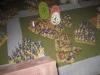 Frische französische Einheiten greifen Ligny an
