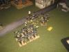 Ein Landwehrkavallerieregiment flieht