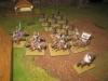 Husaren und Grenzer in der alten Festung