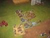 Die preußische Artillerie ist immer noch in Reserve