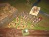 Die Grenzer halten an der Festung - Unentschieden