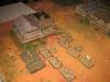 Die linke Flanke der Marines plus 3 Zippos