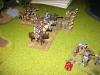 Schottisches Kommando und Geschütze (Mang)