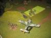 Die deutsche Luftwaffe trifft ein