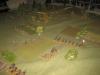 WW1: die feindlichen Armeen nähern sich