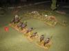 Die Dragoner attackieren