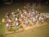 Das andere Grenzer-Bataillon gerät in den Nahkampf