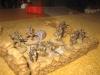 Sandsackstellung der Nembo
