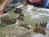 Die Byzantiner re-deployieren die Reiterei