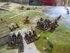 Die Byzantiner greifen die geschwächte Flanke der Bretons an