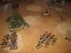 Mittlerweile dringen die Spanier gegen die Vikings vor