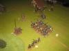 Die Milites dünnen sich gegenseitig aus