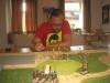 Mein Gegner (Hohepriester) beim Planen