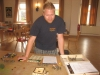 Spiel 4 (Kampf der Kriegsherren): mein Gegner Ic3m4n (Sarazenen)