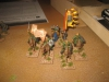 Das Kommando der Sarazenen greift ein