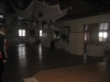 Durch den riesigen Saal