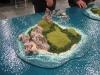Die Inseln waren sehr gut gestaltet