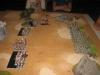 Dunkelelfen gegen Skaven - sieht nach Massenschlägerei aus