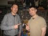 GW zu Besuch: Lars Kettler und Alex Thieme