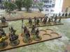 Veteranen und Pennato-Kämpfer