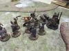 Der Kriegsherr hetzt seine Männer weiter auf