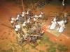 Die Krieger mischen fröhlich mit