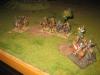 Die Sarazenen reiben die Normannen auf