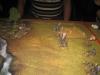 Die Zouaven stemmen sich der Niederlage entgegen
