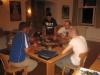 Am X-Wing-Tisch ist auch Party
