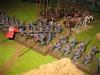 Hoptons Regiment in voller Glorie