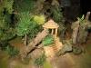 Indischer Tempel im Dschungel
