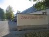 Morgens halb 10, Eintreffen in Katzelsdorf