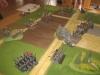 Die Armeen bringen sich in Stellung