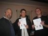 3. Platz: Team Gorks Bestien (Wagner, Untner)
