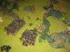 Nachtgoblins gegen Chaoskrieger