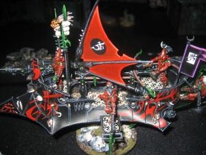Dark Eldar Transport (Gerlach)